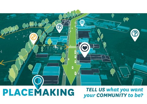 Picture representing our Placemaking programme.